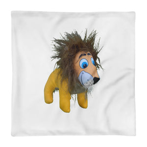MR. LION Square Pillow