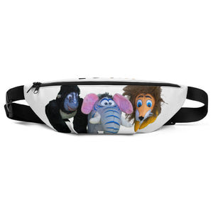 E. P. Lee, and the puppy howls collections all, WELCOME TO THE JUNGLE Fanny Pack, Jungle Buddies collection