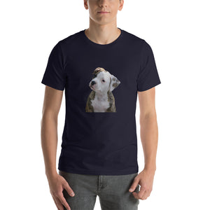 SANDY PUPPY Short-Sleeve Unisex T-Shirt