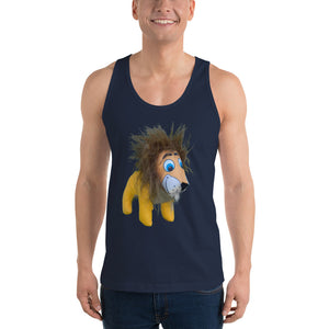 MR. LION Unisex Tank Top