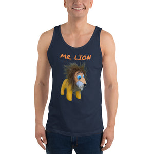 MR. LION Tank top