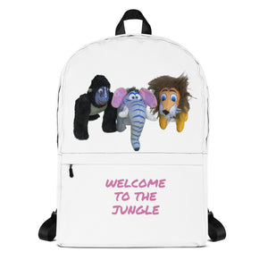 E. P. Lee, and the puppy howls collections all, WELCOME TO THE JUNGLE Backpack, Jungle Buddies collection