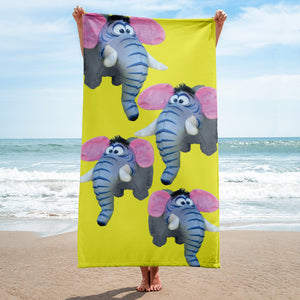 E. P. Lee, and the puppy howls collections all, MR. ELEPHANT Beach Towel, Jungle Buddies collection