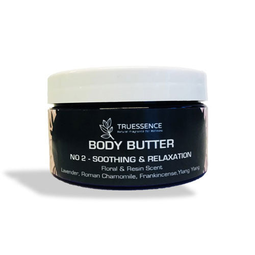 <span>Body Butter No.2</span><br/> Soothing and Relaxation