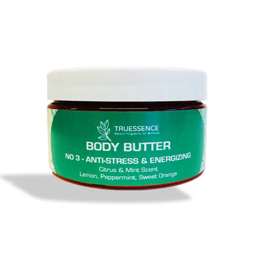 <span>Body Butter No.3</span><br/> Anti-Stress and Energizing