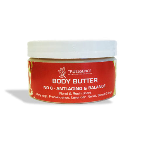 <span>Body Butter No. 6</span><br/> Anti-Aging & Balance