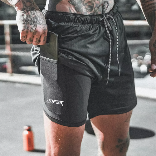 Shorts Gym pocket - Underground Clothing