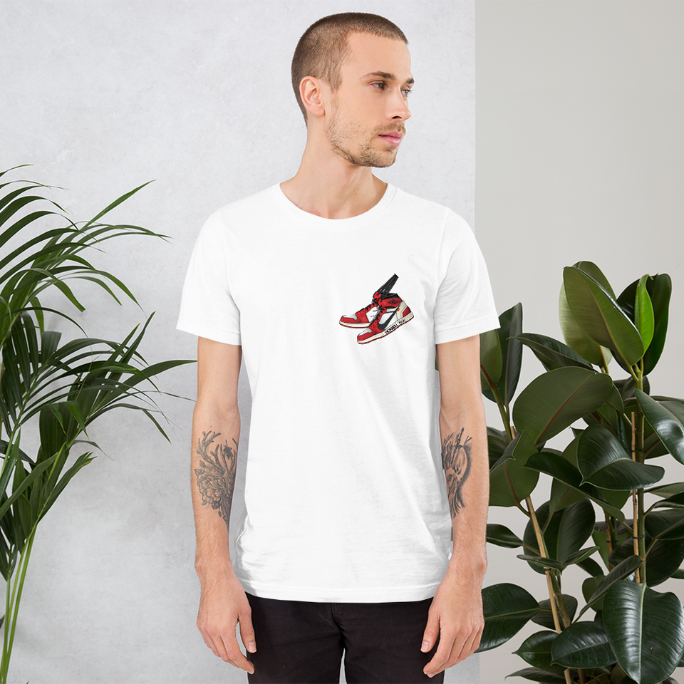 Camiseta SNEAKERS - Underground Clothing