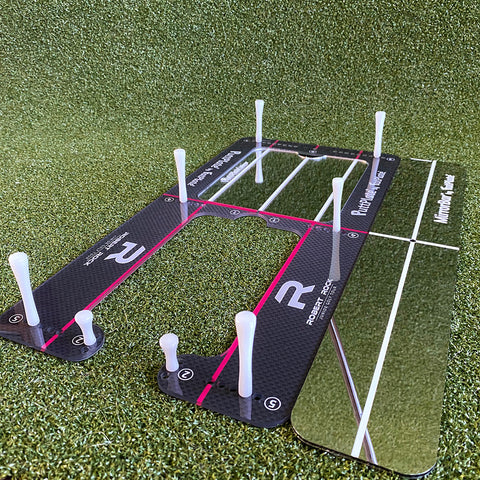 Rob Rock PuttPlate Putting System