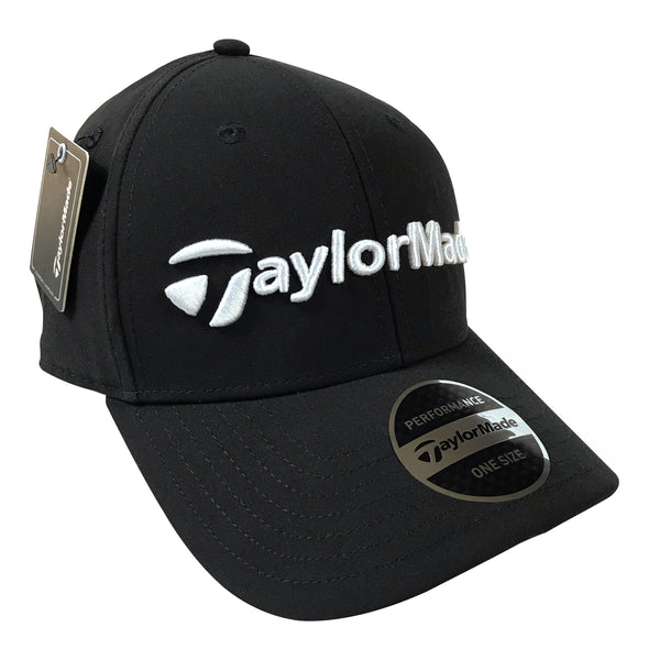 TaylorMade Performance Seeker Cap with FatPlate logo