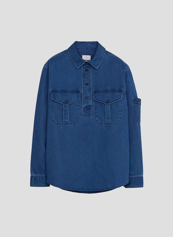 NIGEL CABOURN X CLOSED SHIRT IN LIMOGES