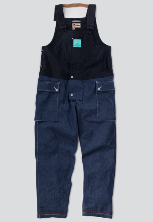 Split Navy Naval Dungaree
