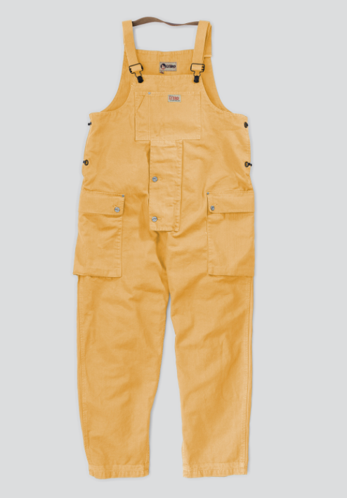 Survival Yellow Naval Dungaree