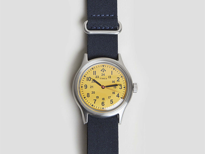 Timex x NC Survival Watch