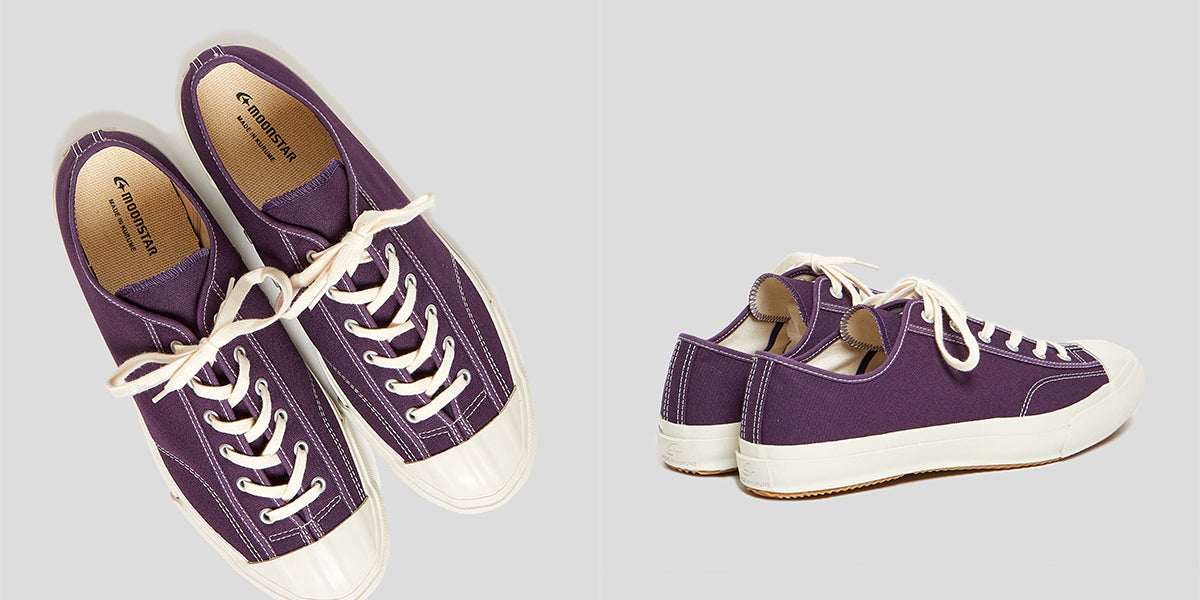 Moonstar purple