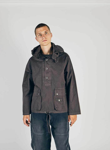 Deck Smock in RAF Grey
