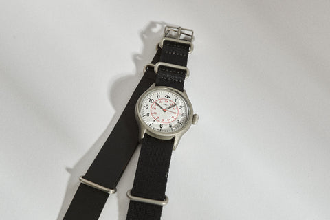 Nigel Cabourn x Timex Naval Officer's Watch