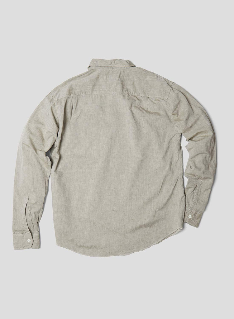 Long Sleeve POH Shirt in Army