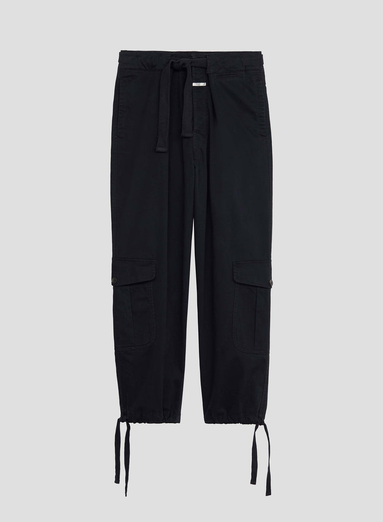 Men's Pant Black Navy Cabourn x Closed