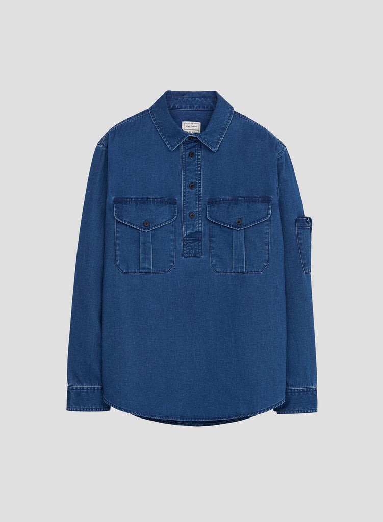 NC X Closed Men's Shirt in Limoges