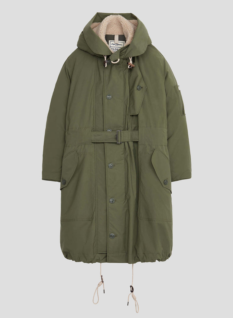 NC x Closed Women's Coat in Four Leaf