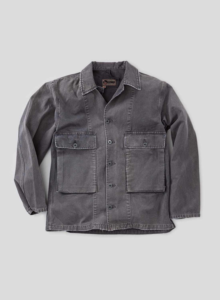 USMC Shirt Jacket in RAF Grey