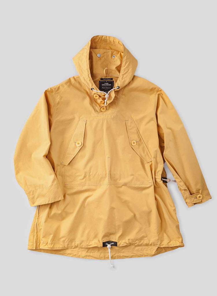 Liam Gallagher x Nigel Cabourn Survival Yellow Long Smock