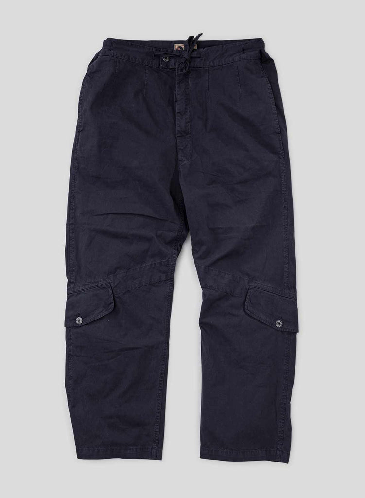 Cold Weather Pant in Black Navy