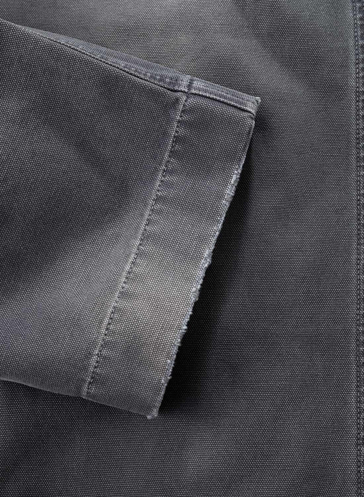 Pleated Chino in RAF Grey