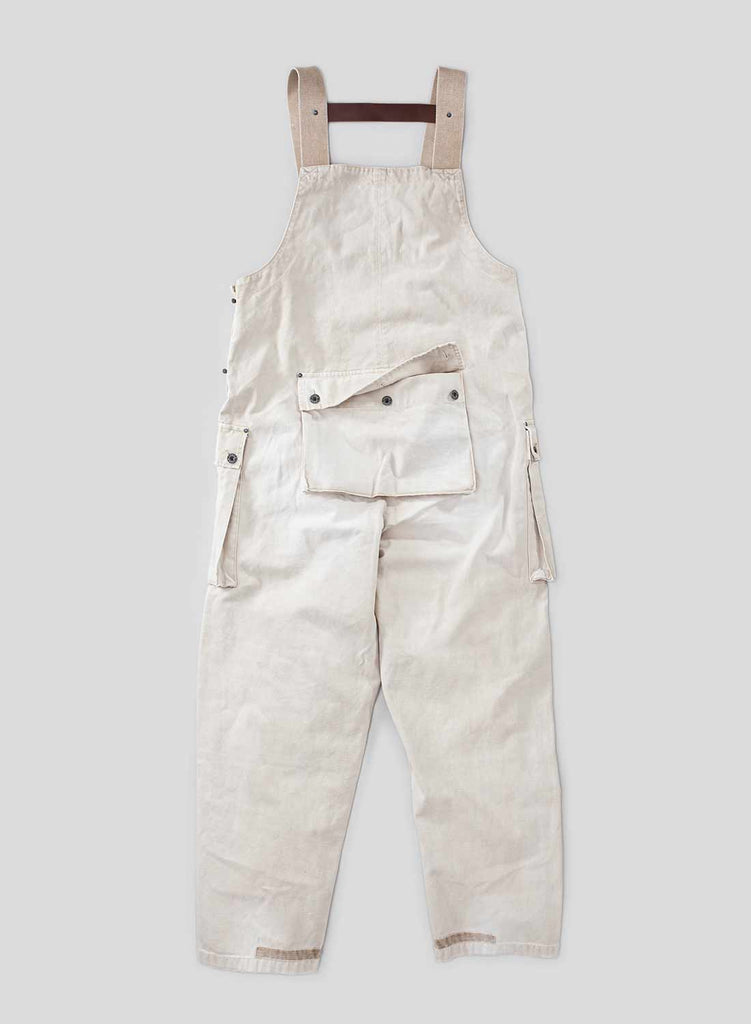 Naval Dungaree in Stone