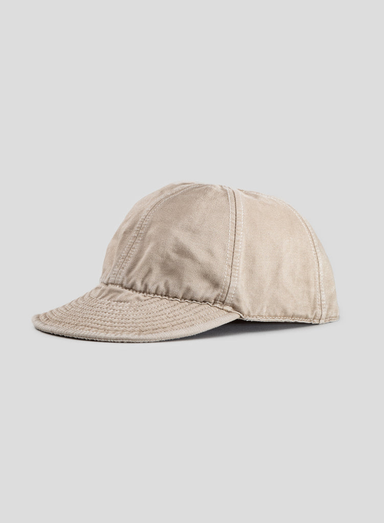 Mechanics Cap in Stone