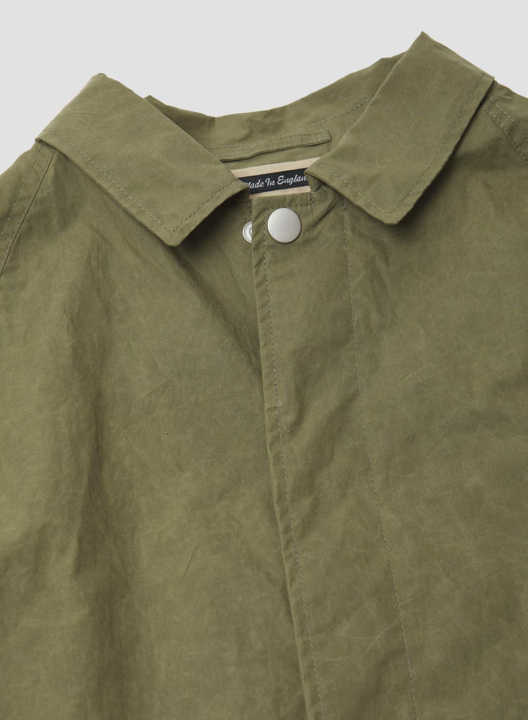 Nam Coat in Washed Army