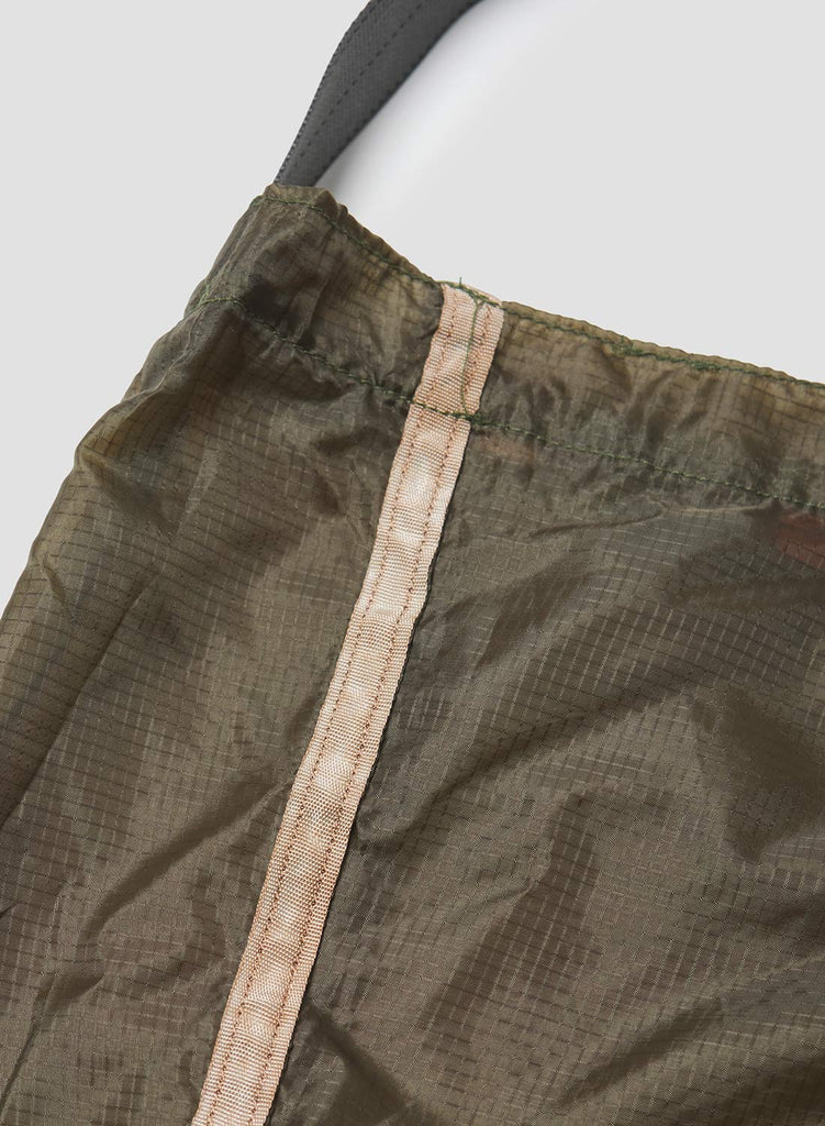 Vintage Parachute Bag in Olive