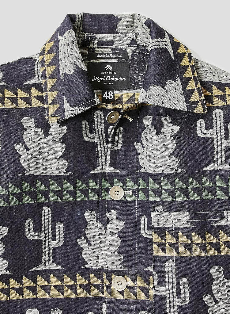 Short Cactus Work Jacket