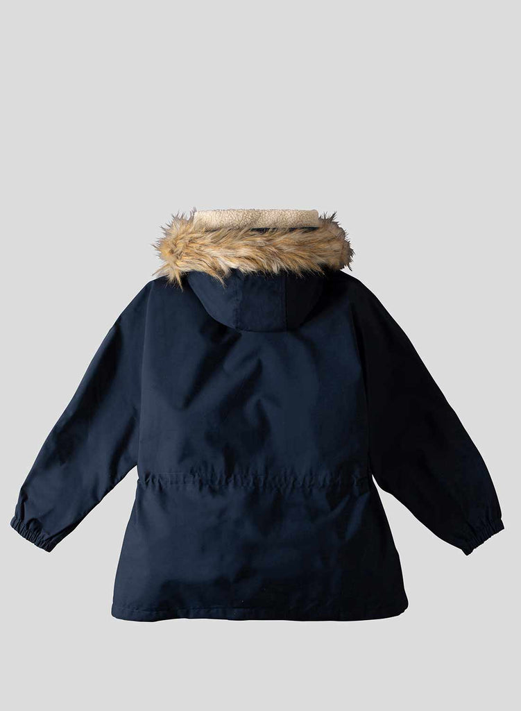Lodgers Smock in Eclipse Navy