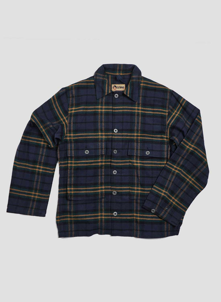 USMC Shirt in RAF Grey Check