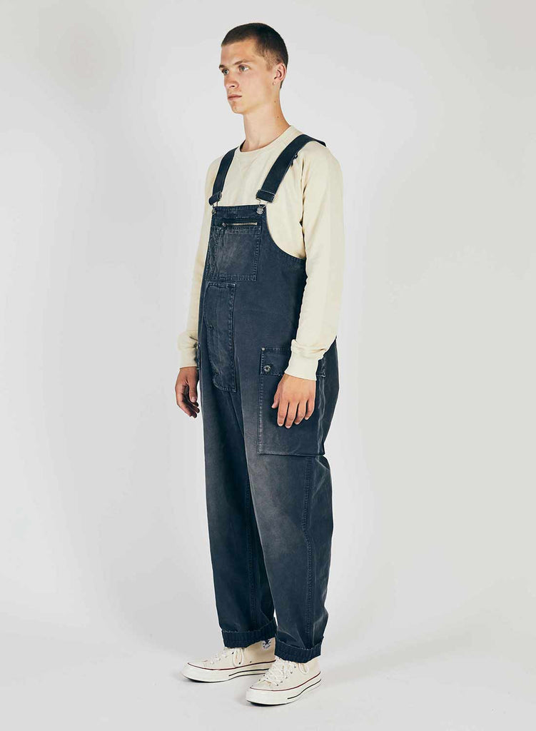 Naval Dungaree in Black Navy