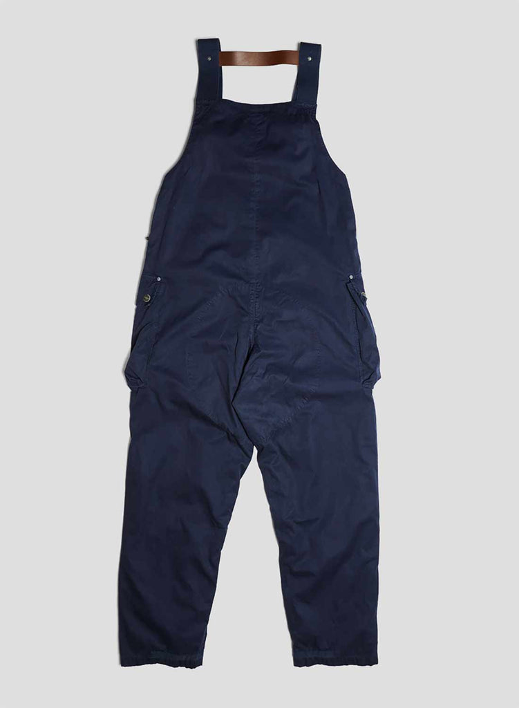 British Convoy Dungaree in Black Navy