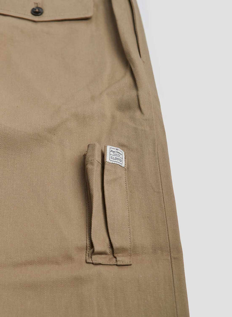 NC X Closed Men's Pant in Desert Storm