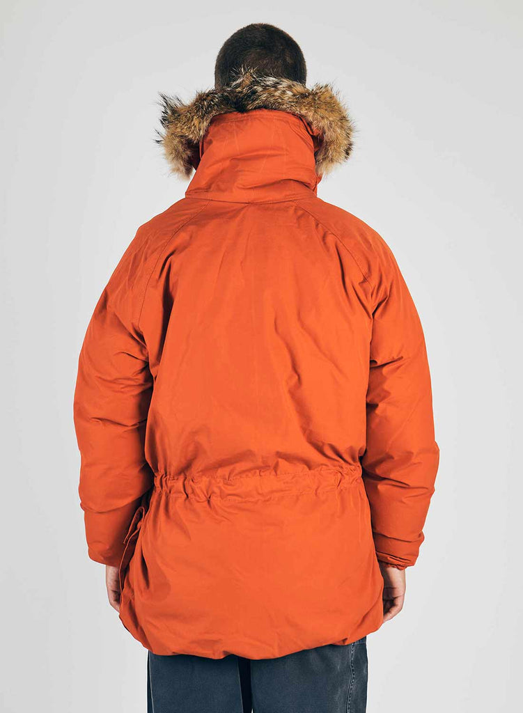 Everest Parka Vintage Orange 3