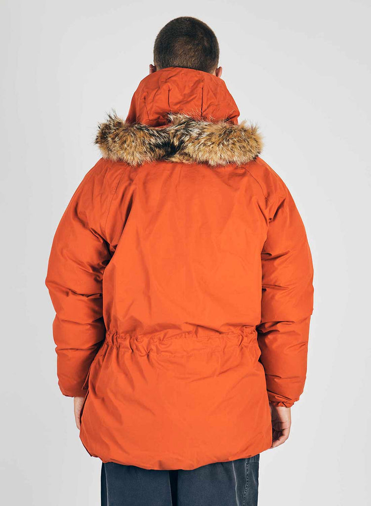 Everest Parka Vintage Orange 6