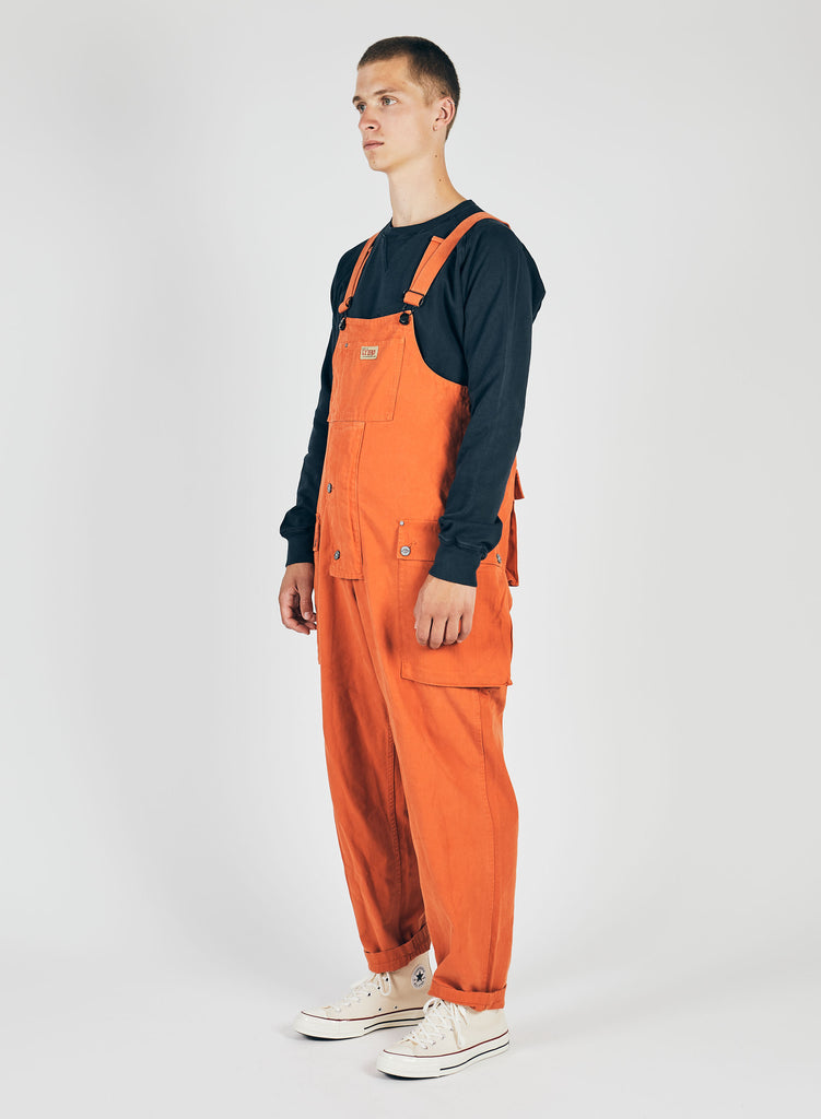 Vintage Orange Naval Dungaree 3