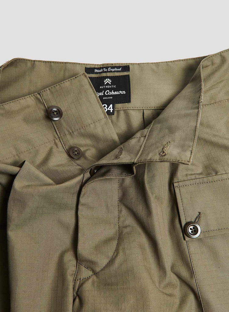 Combat Pant in Dusky Green