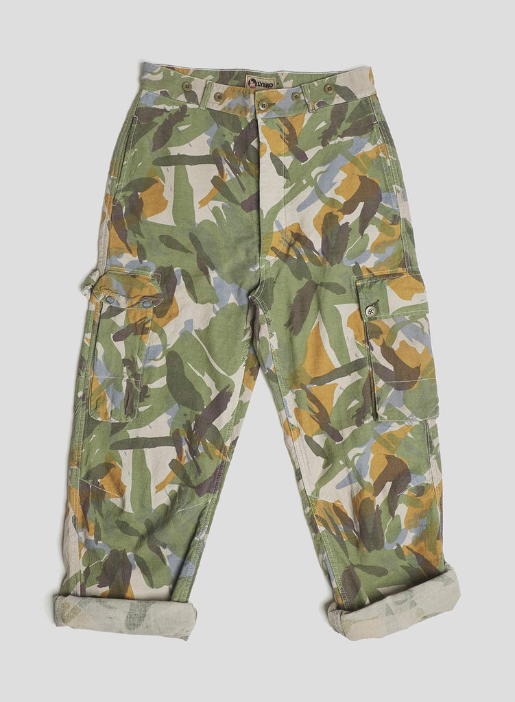 Tool Pant in Summer Camo