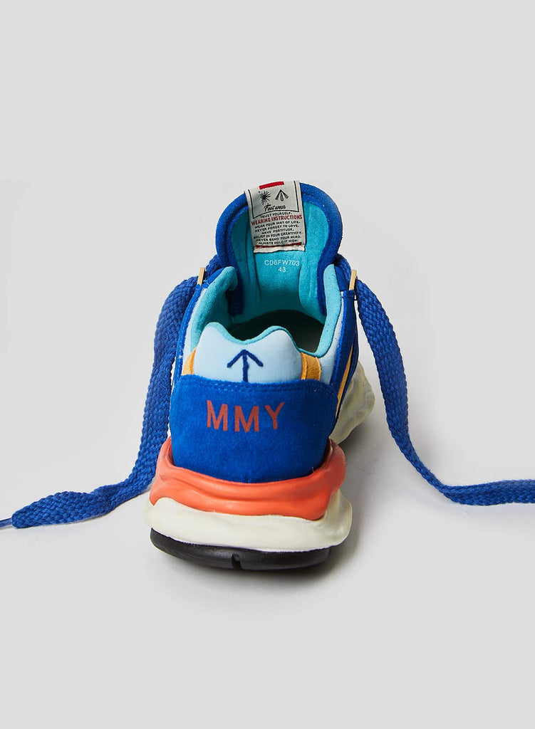 Mihara Running Trainer in Sky and Blue
