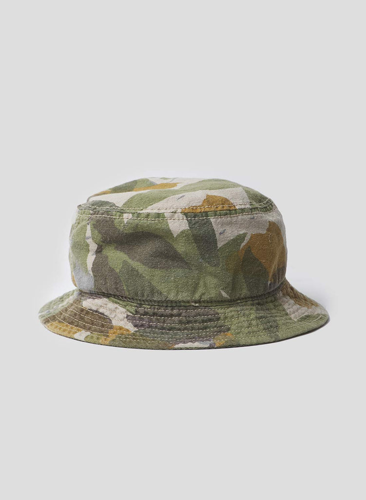 Bucket Hat in Summer Camo