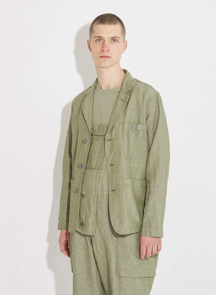 British Army Blazer in US Green