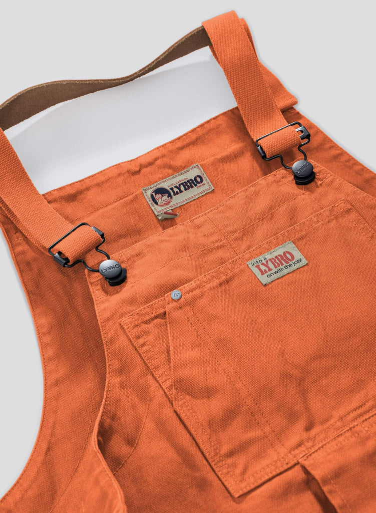 Vintage Orange Naval Dungaree 5