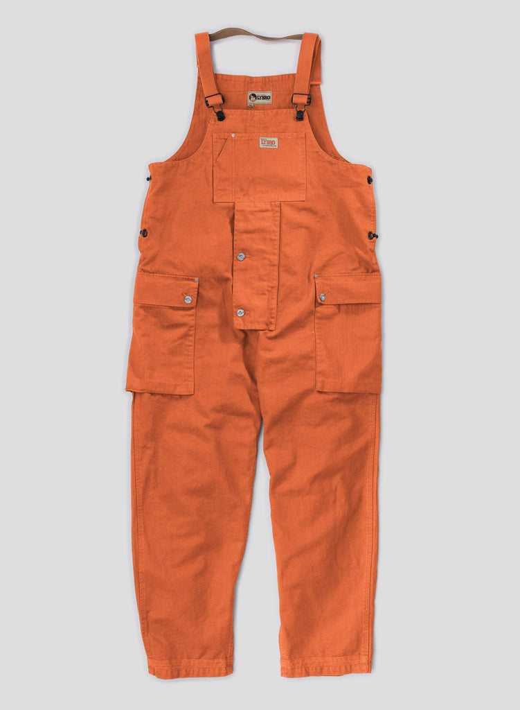Vintage Orange Naval Dungaree 4