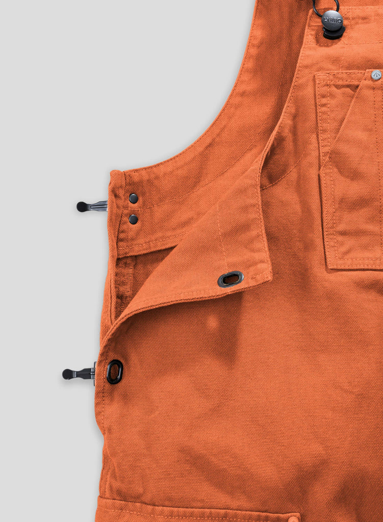 Vintage Orange Naval Dungaree 7